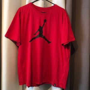 Jordan Nike jumpman logo Dri-Fit XXL T-shirt